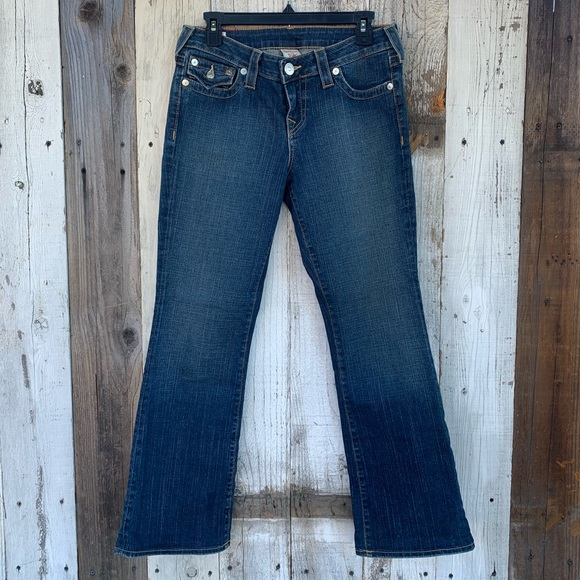 True religion Bootcut Flare Jeans Becky 29